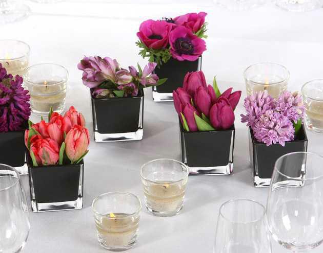 Beispiel: Persönliche Dekorationselemente, Foto: First Catering.