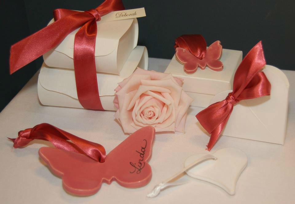 Beispiel: Gastgeschenke die in Ihr Hochzeitsmotto passen, Foto: Lillykriss.