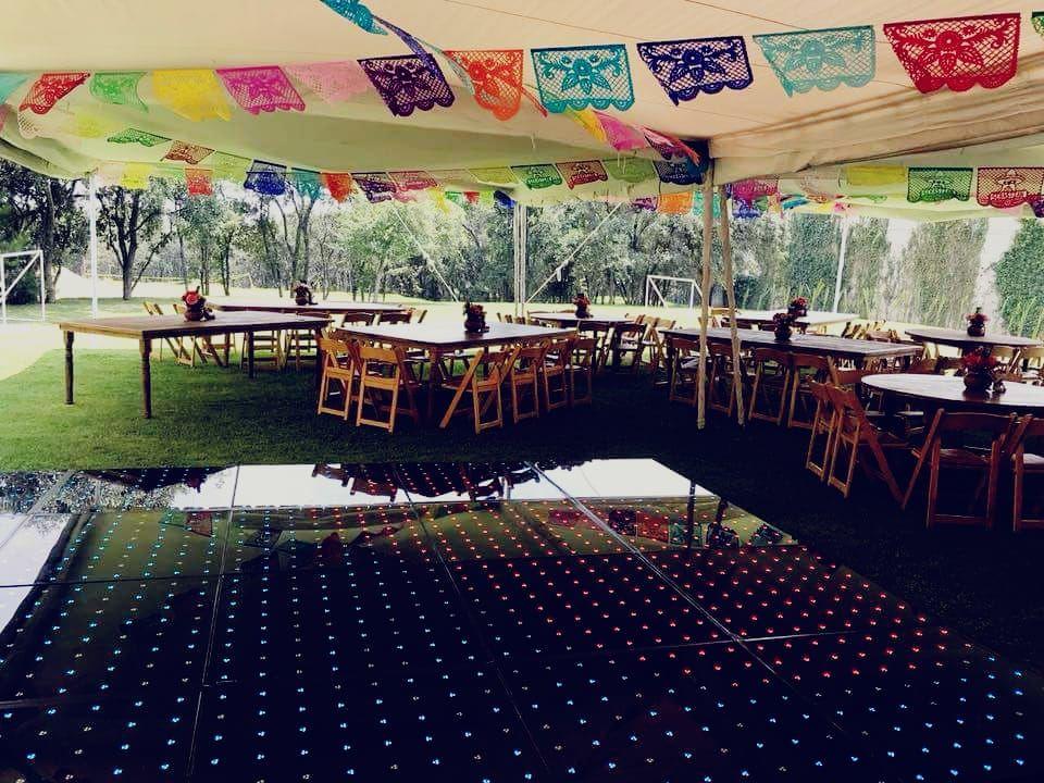 Jardin de Eventos La Casona