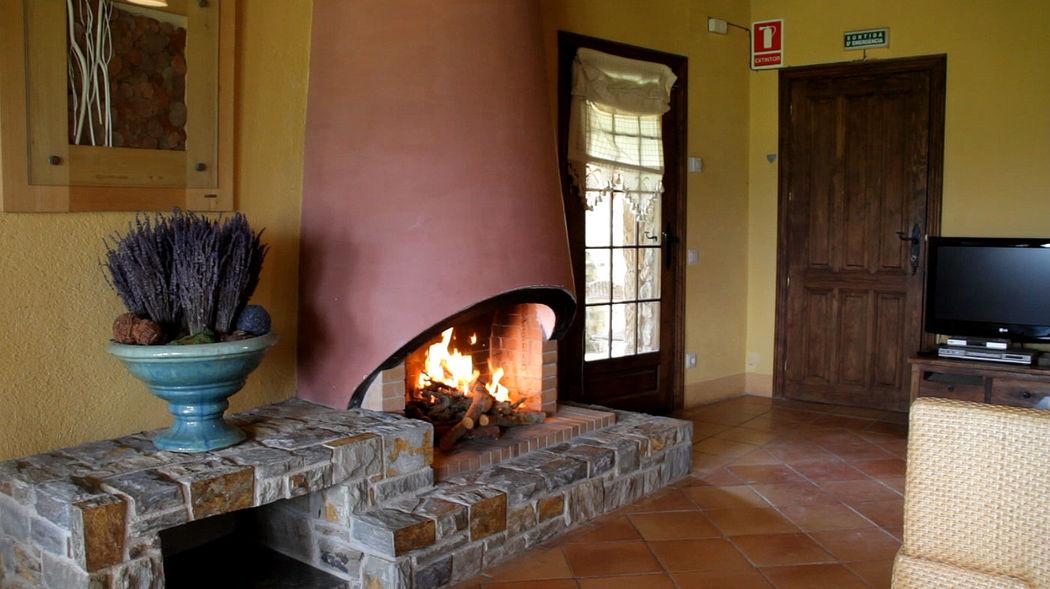 Salón casa Romani