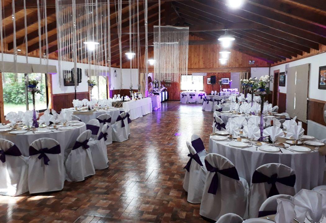Centro de Eventos Fundo San Pablo