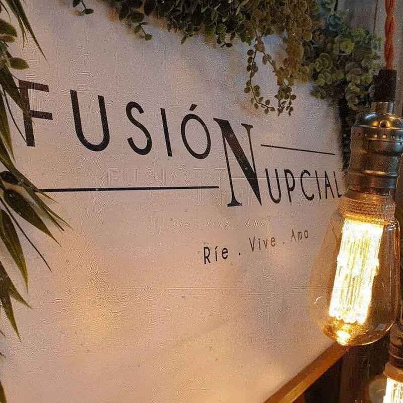 fusión nupcial