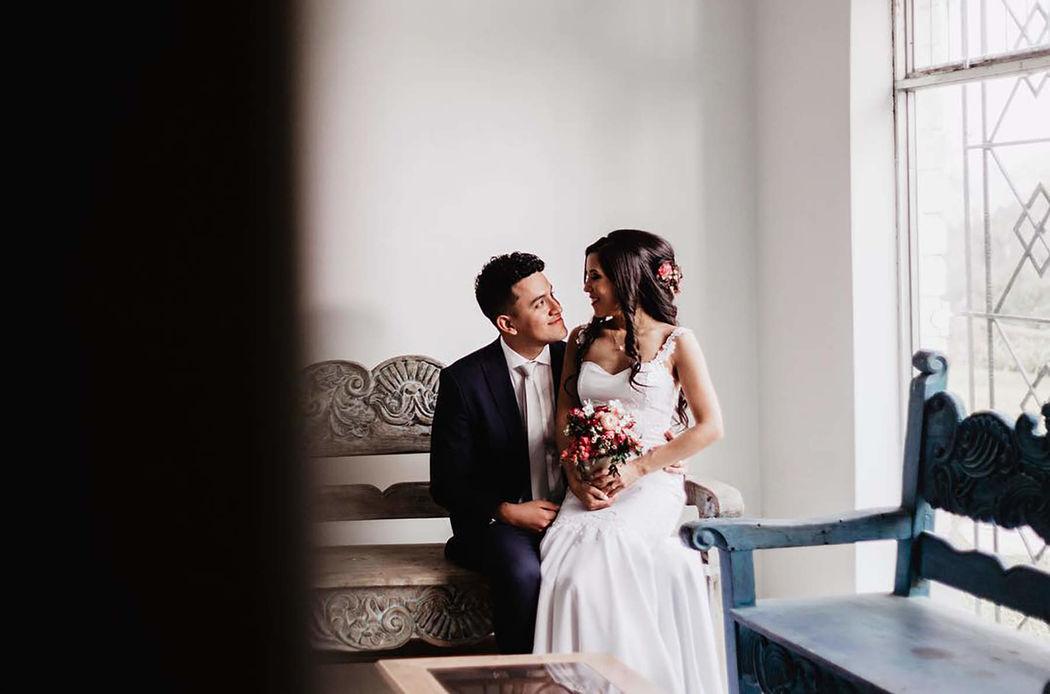 Ahí va la novia Wedding Planner & Blogger