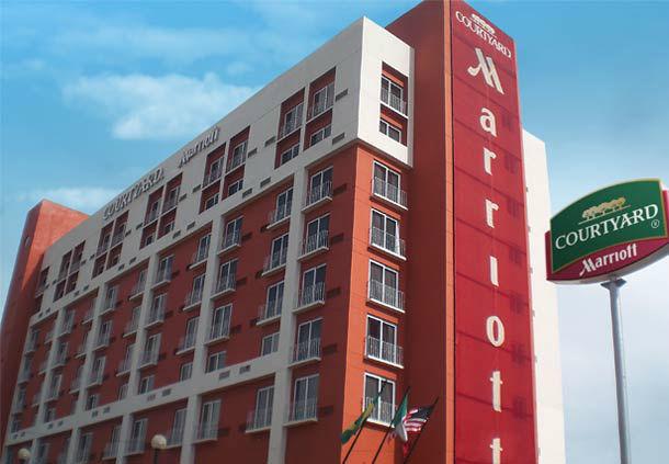 Marriott Courtyard Puebla Las Ánimas