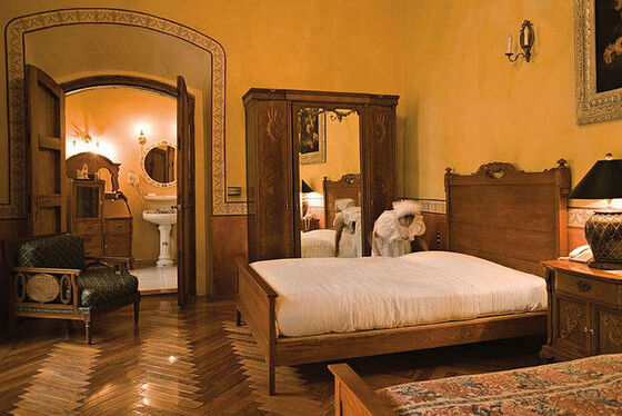 Hotel La Casa de la Marquesa en Querétaro