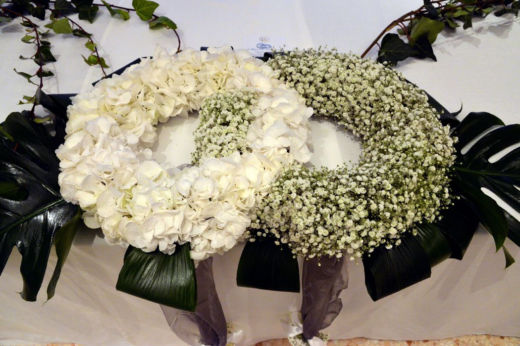 fedi nuziali floreali