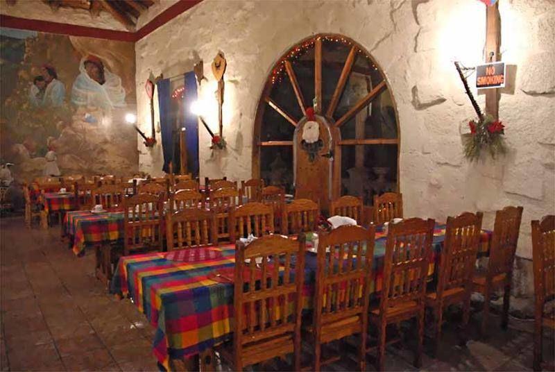 Hotel Mansión Tarahumara