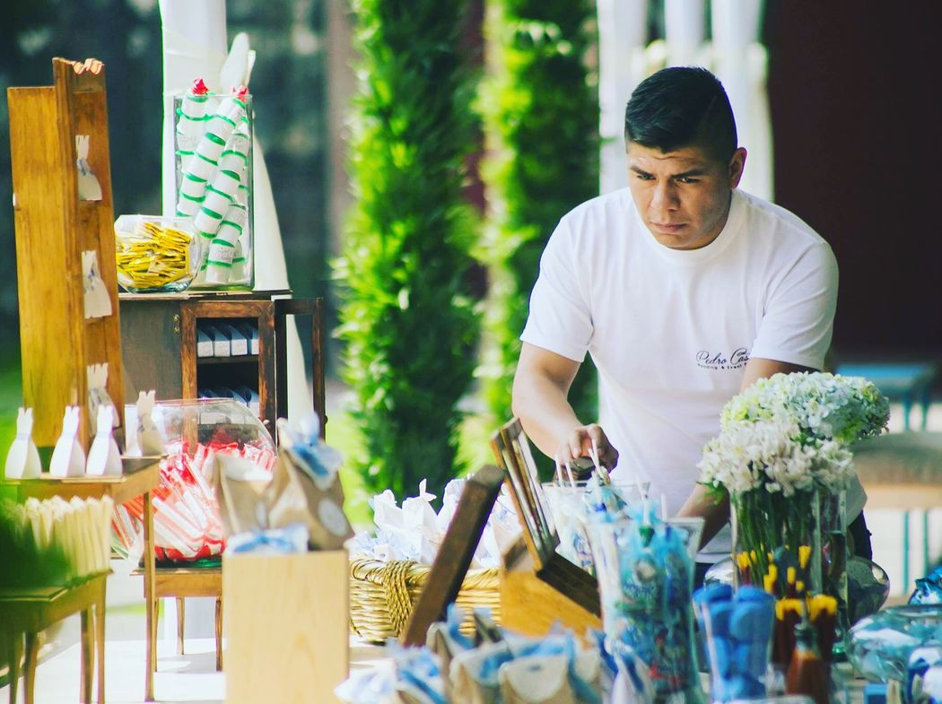 Pedro Castro Wedding & Event Planner