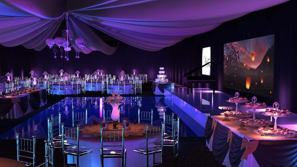 Render Boda en Auditorio C.Vilar - Mariti Wedding Planning and Event Management