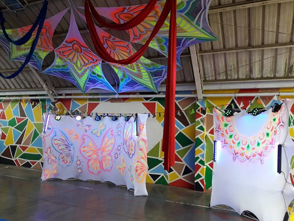Arquitectura Textil Kristy Corbett