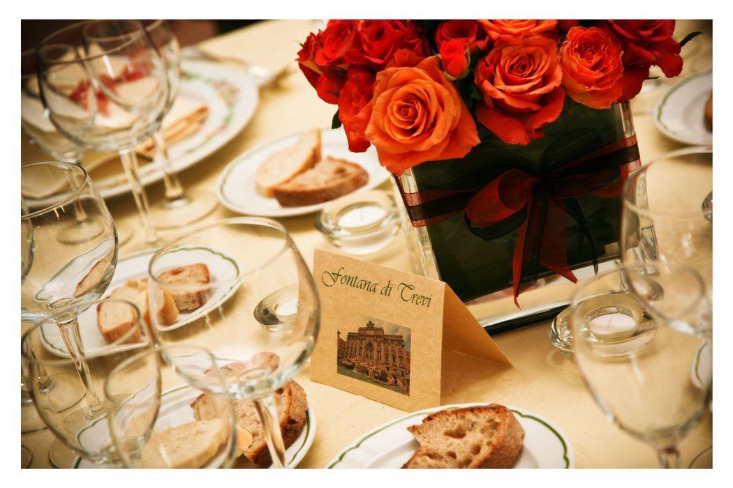 Park Hotel Villa Grazioli: Dettaglio mise en place
