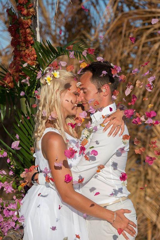 ślub cywilny na plaży