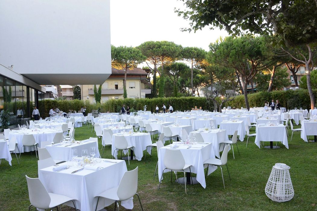 MarePineta Resort - Giardino