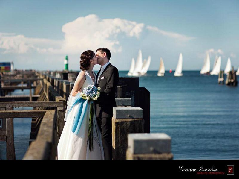 Beispiel: Fotos von Ihrer Hochzeit, Foto: Yvonne Zemke wedding photography.