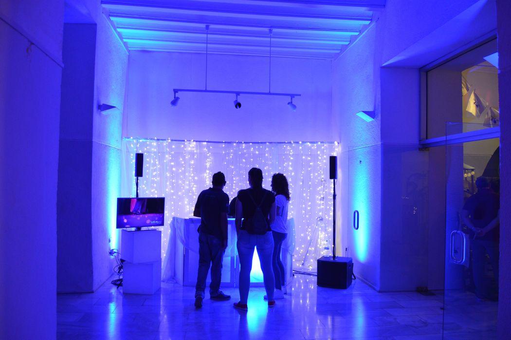Detalle Iluminación Salón Multiusos