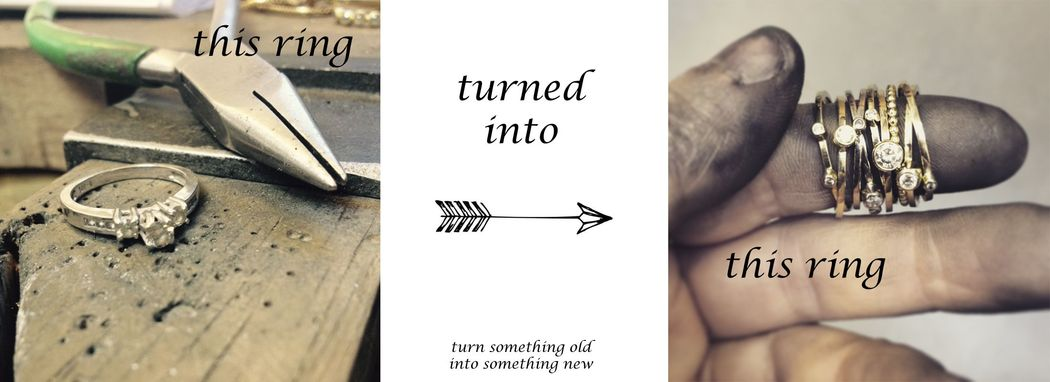 Turn something old in something new!