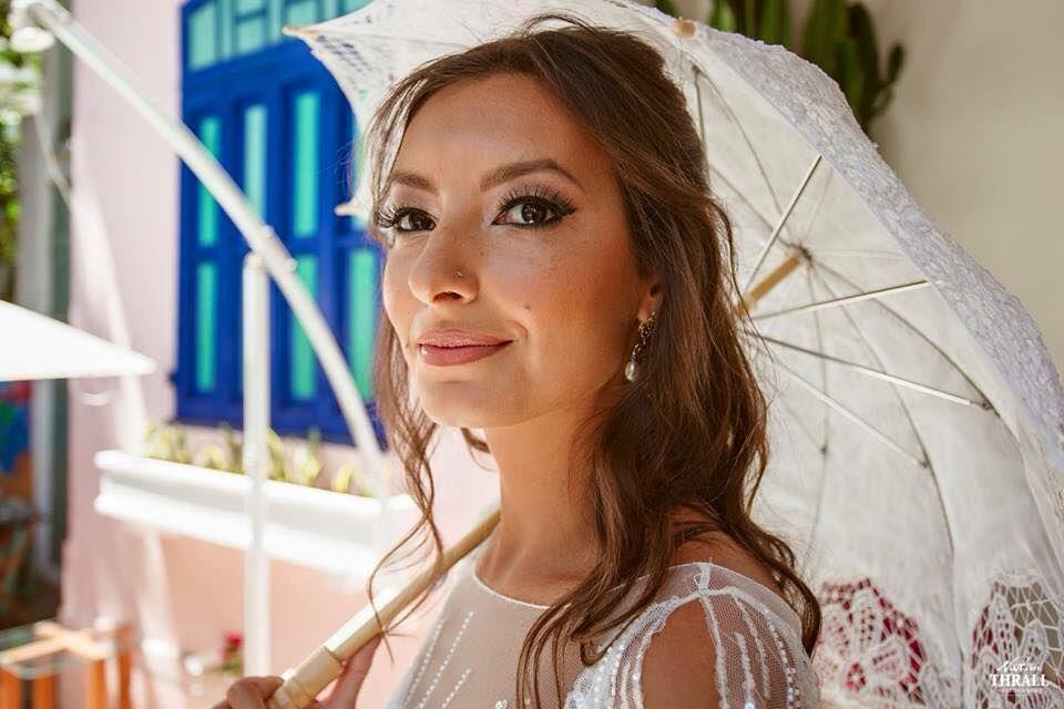 Noiva Monique - Santa Teresa