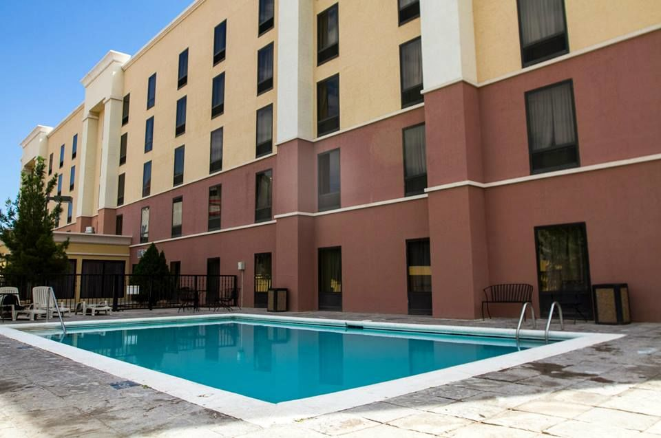 Hampton Inn By Hilton Ciudad Juárez