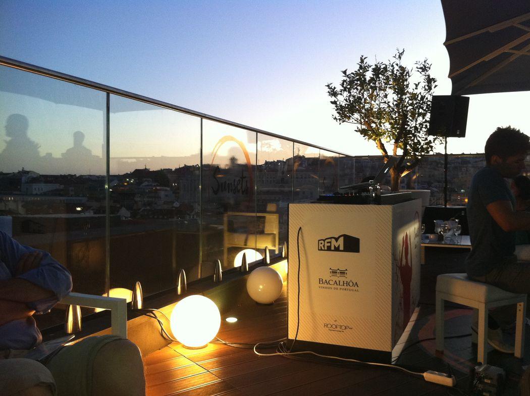 RFM - Hotel Mundial, Lisboa
