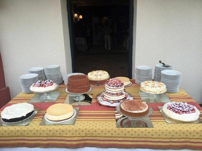 Las tartas de Zarina