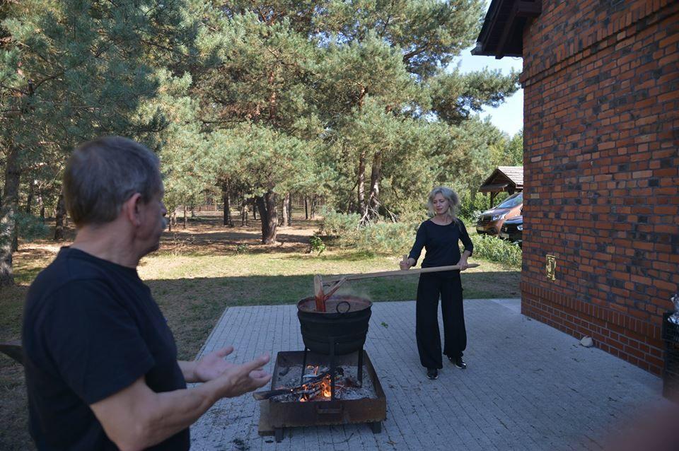 W Sam Las - restauracja & pensjonat