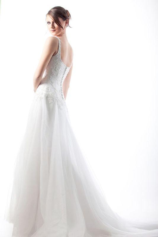 Robe de mariée couture PURITY