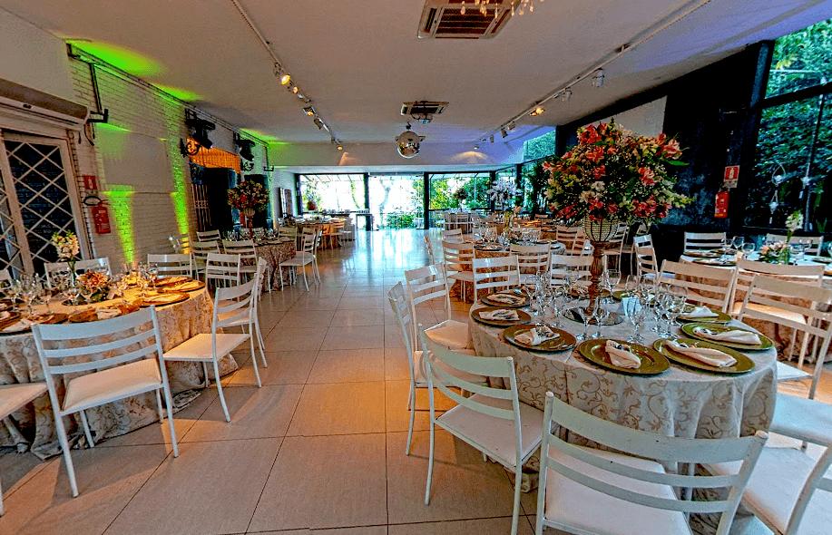 Jardins Eventos