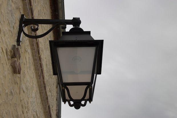 Détail lanterne