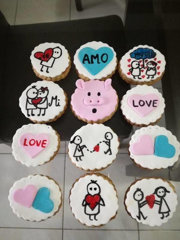 Tortas y cupcakes Camill