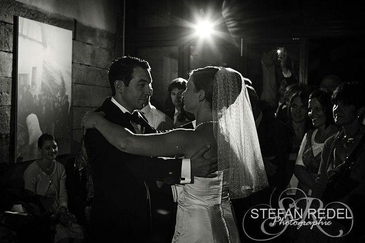 Beispiel: Ihre Hochzeitsgeschichte in Bildern festgehalten, Foto: Stefan Redel Photographie.