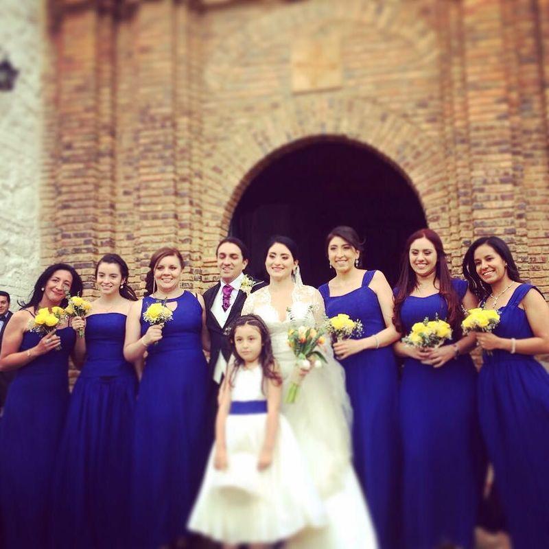 boda Juian y Lina Maria