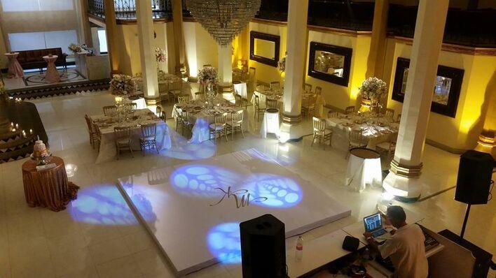 Hotel Morales - Salón Al-Ándalus