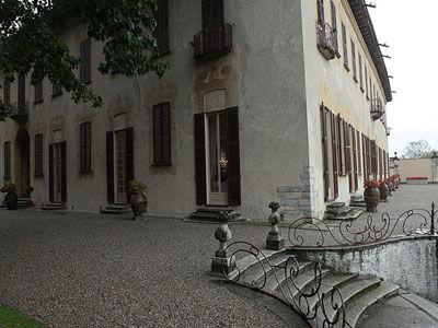 Facciata - Villa Gaia Gandini