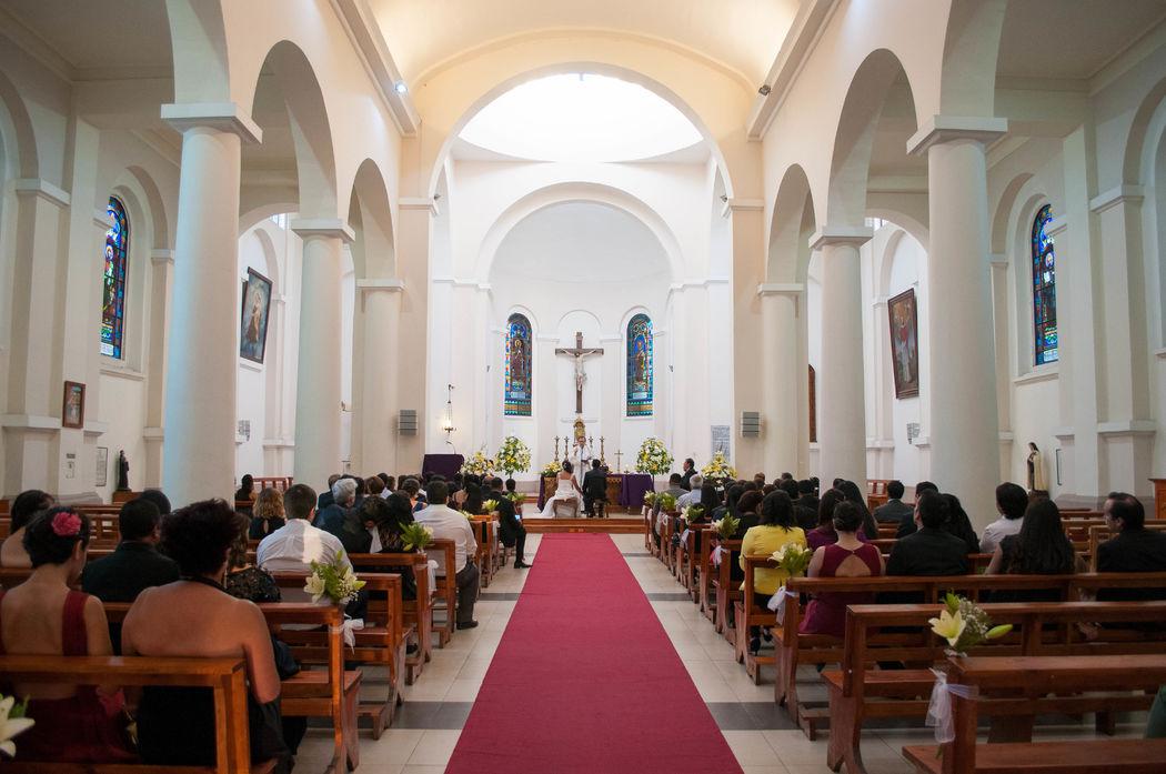 Matrimonio Mauricio y Marioly