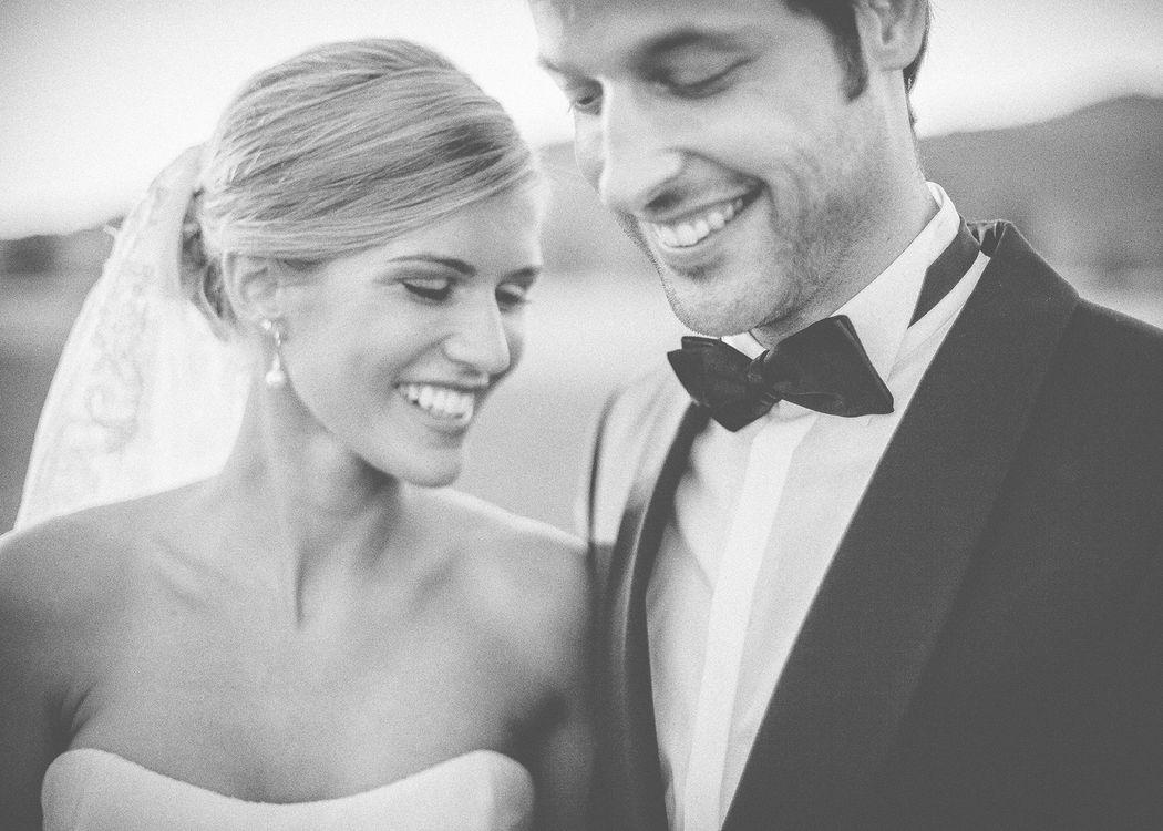 Momente der Hochzeit Fotografie