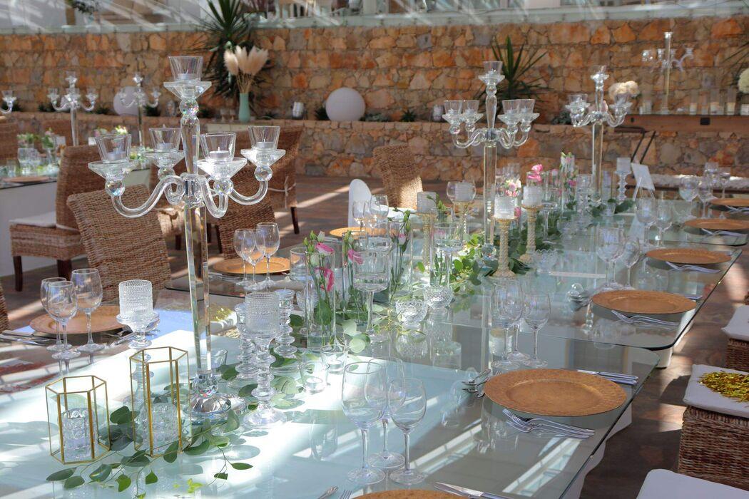 Quinta do Roseiral - Decoração