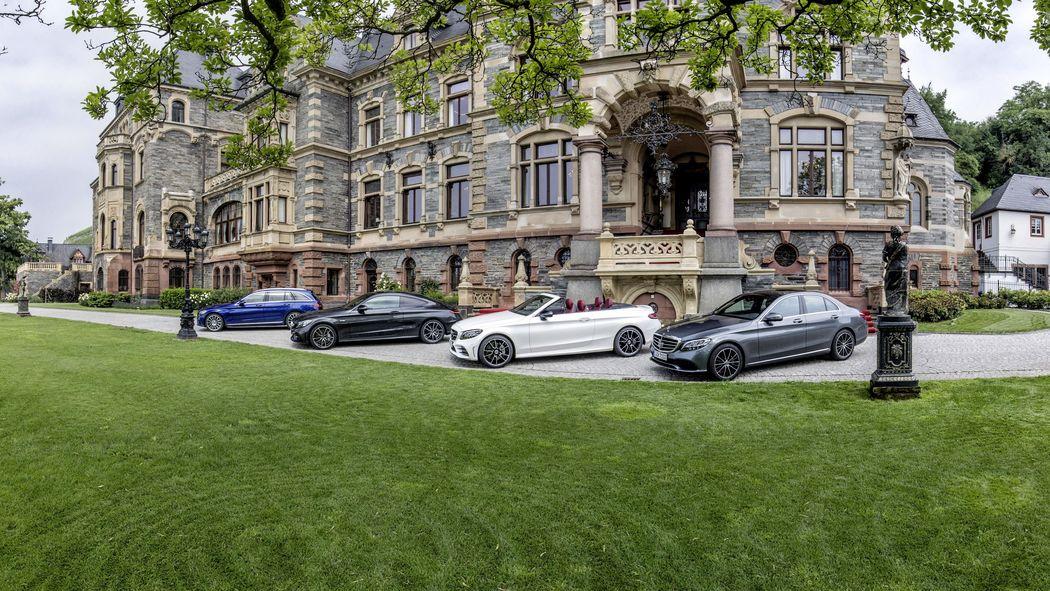 Mercedes-Benz Rent Rennes