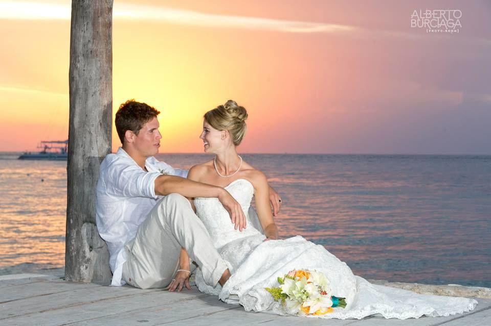 Alberto Burciaga Wedding Creations