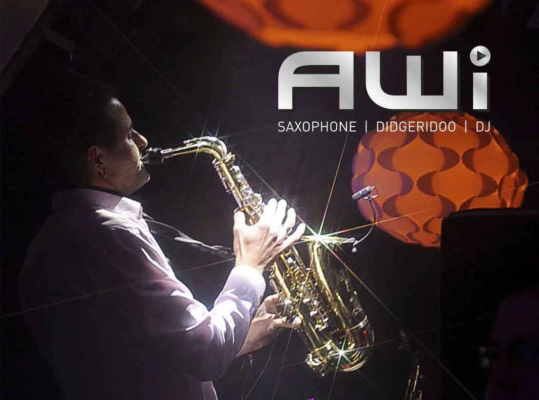 AWI - Saxophone | Didgeridoo | DJ