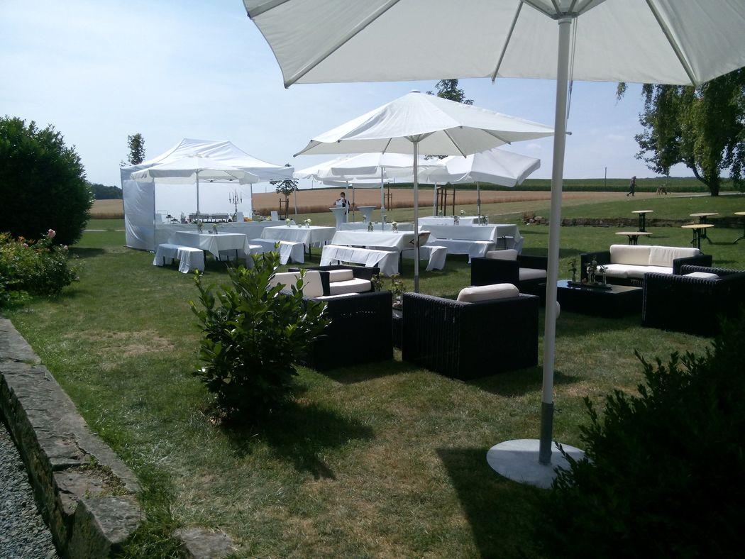 Loungemobiliar outdoor