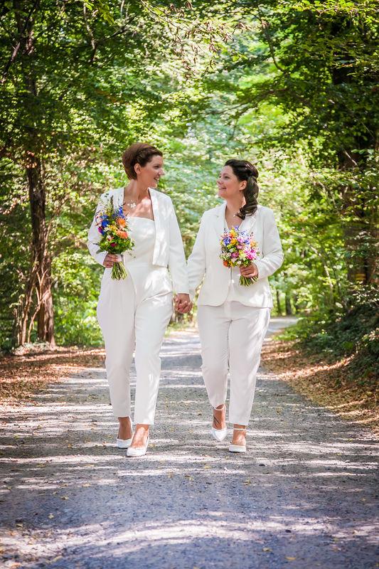 Beispiel Brautpaare