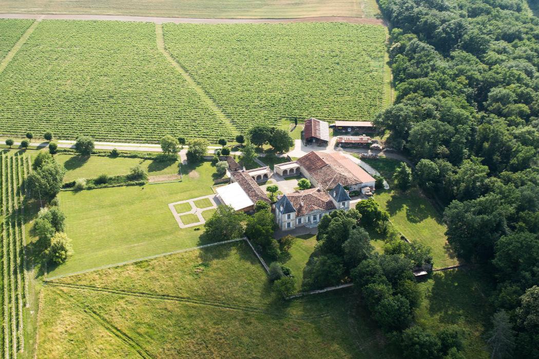 Château La Hitte vignoble AOC Buzet