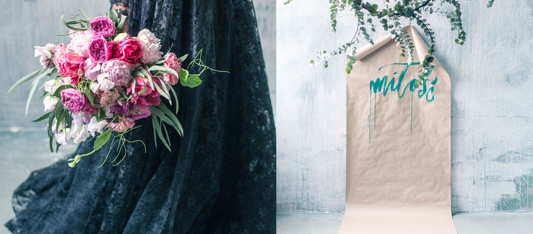 Wedding by KWIATY&MIUT