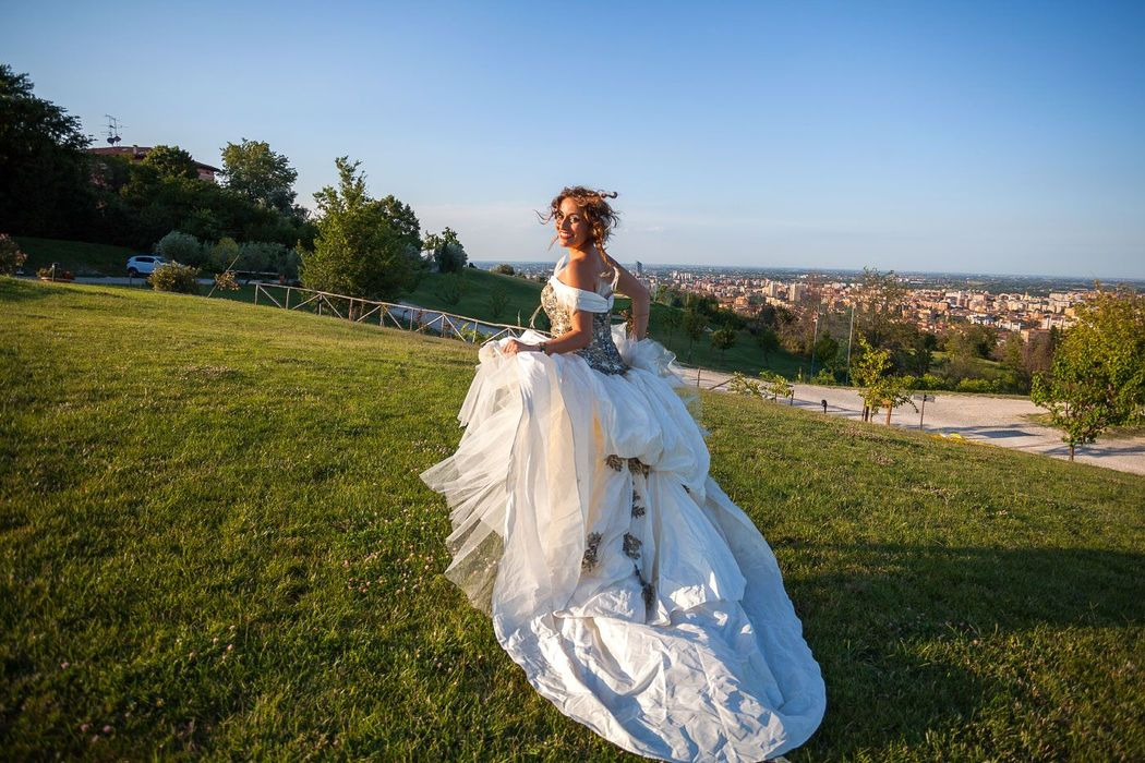 Matrimonio a Golf Club Siepelunga, Bologna
