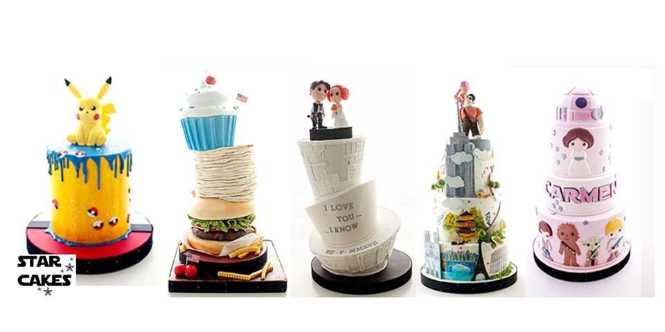 Star Cakes Madrid