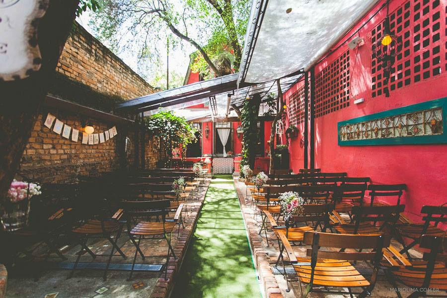 Restaurante Quintal. Foto: Mário Lima