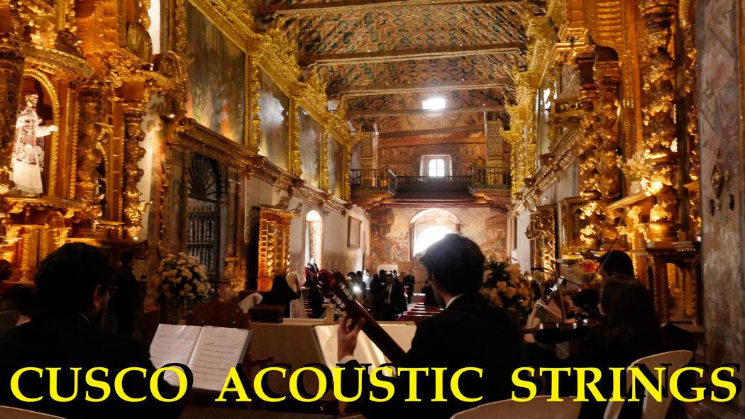 Cusco Acoustic Strings