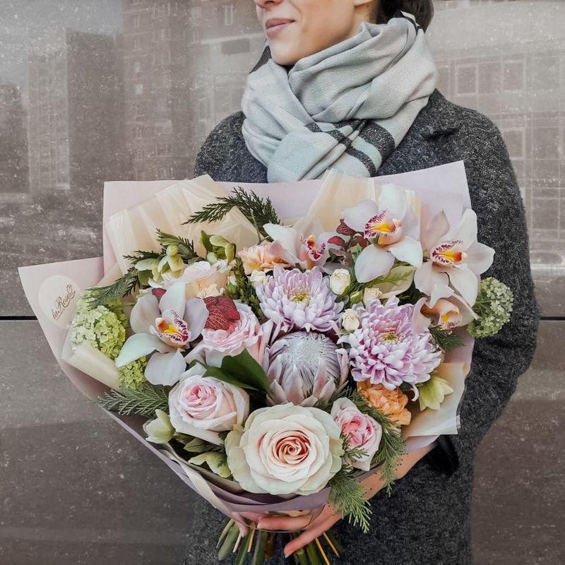 Студия цветов La Rose