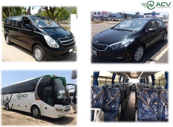 Transporte ACV -  Alquiler Buses