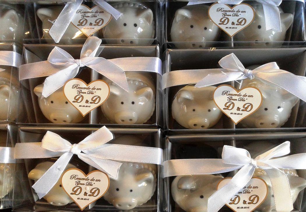 set de condimenteros paloma